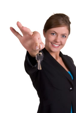 Handing Over Your House Keys